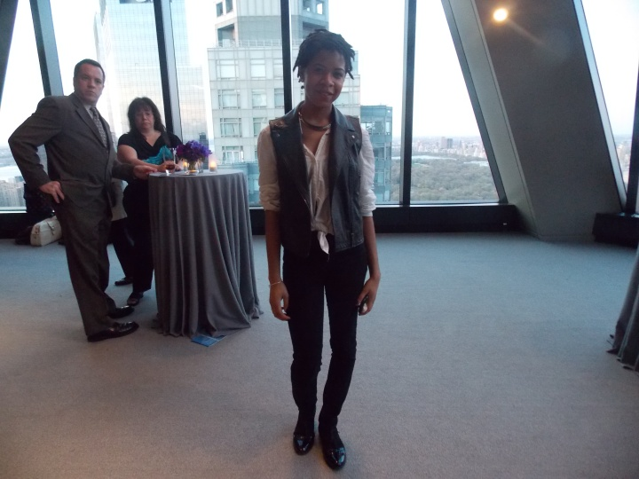 OOTD: Matrix Awards After Party at the HearstTowers