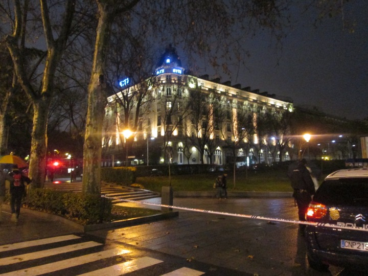 Museum in Madrid (name pending)
