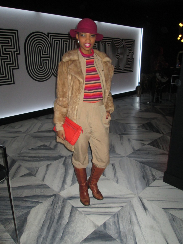 Ni'ma Ford- Stylist & Sartorialist Cover Girl
